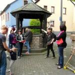 Dane Spur - Brunnen