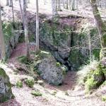 Frühling bei Eishöhlen Birresborn