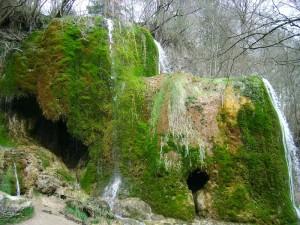 Front Nohner Wasserfall
