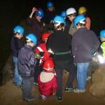 Geburtstagsfeier Eishöhlen - Höhlenforscher