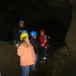 Geburtstagsfeier Eishöhlen - innen