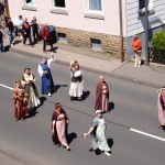 Umzug in Prüm 2011