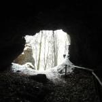 Winterzeit Eishöhlen