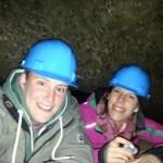 Höhlenforscherinnen
